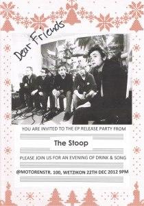 Stoop Poster